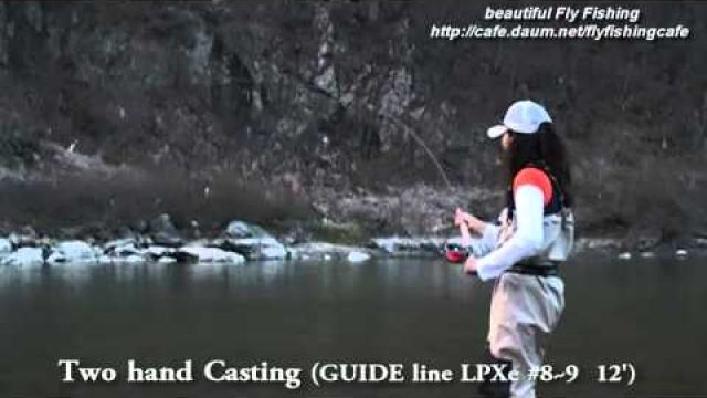 women flycasting.wmv